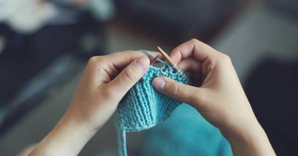 Le tricot revient à la mode