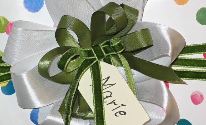 Offrir des cadeaux personnalisés